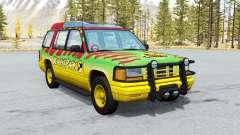 Gavril Roamer Tour Car Beamic Park v2.0.1 для BeamNG Drive