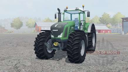 Fendt 936 Vario ocean green для Farming Simulator 2013