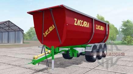 Zaccaria ZAM 200 DP8 Super Plus strong red для Farming Simulator 2017