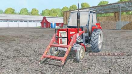 Ursus C-360 light red для Farming Simulator 2015