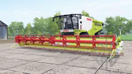 Claas Lexion 770 rebuilt для Farming Simulator 2017