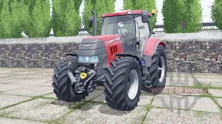 Case IH Puma 155 CVX jasper для Farming Simulator 2017