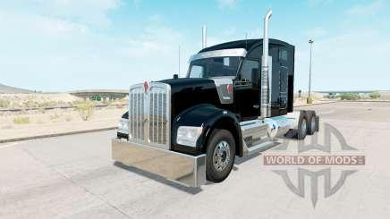 Kenworth W990 2018 для American Truck Simulator