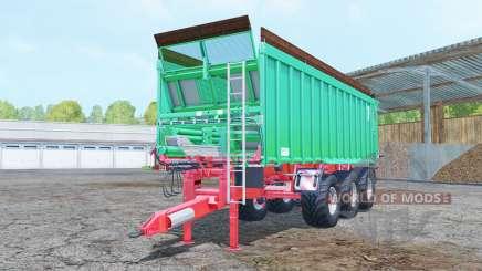 Kroger Agroliner TAW 30 lime green для Farming Simulator 2015