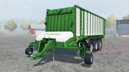 Krone ZX 550 GD custom для Farming Simulator 2013