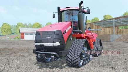 Case IH Steiger 600 Quadtrac для Farming Simulator 2015