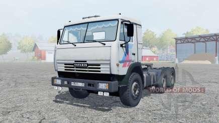 КамАЗ-6460 для Farming Simulator 2013