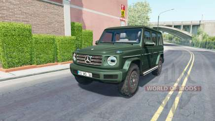 Mercedes-Benz G 500 (Br.463) 2018 для American Truck Simulator