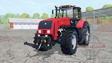 Беларус 3522 анимированные элементы для Farming Simulator 2015