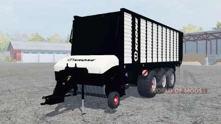 Krone ZX 550 GD Black Edition для Farming Simulator 2013