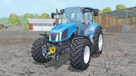 New Holland T5.115 FL console для Farming Simulator 2015