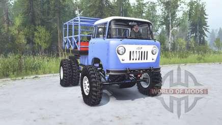 Jeep FC-170 1957 TTC для MudRunner