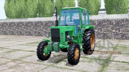 МТЗ-82 Беларус карибско-зелёный окрас для Farming Simulator 2017