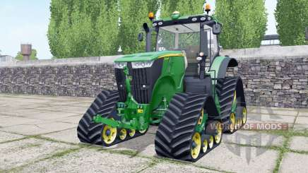 John Deere 7200R track systems для Farming Simulator 2017
