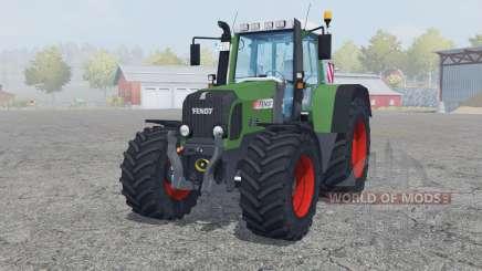 Fendt 820 Vario TMS goblin для Farming Simulator 2013