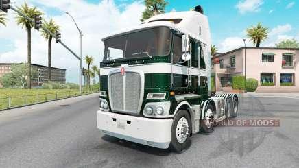 Kenworth K200 8x4 для American Truck Simulator