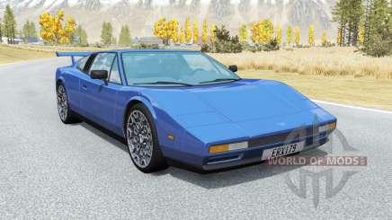 Civetta Bolide SBR-6 engine v0.1 для BeamNG Drive