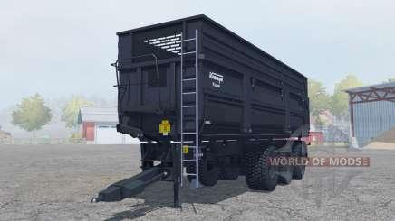 Krampe Big Body 900 black для Farming Simulator 2013