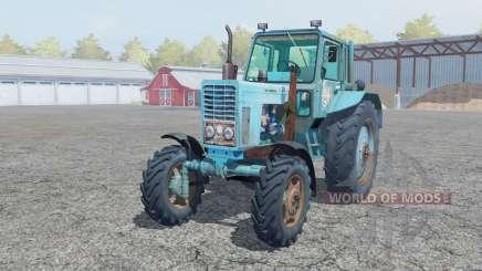 МТЗ-82 Беларус с ПКУ для Farming Simulator 2013