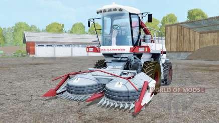 Дон-680М белый окрас для Farming Simulator 2015