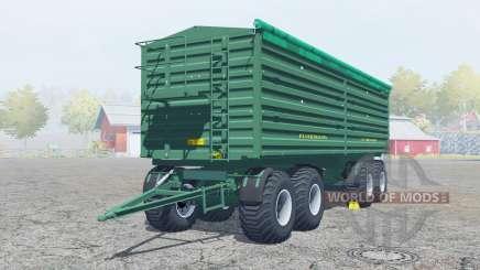 Fuhrmann FF 32000 illuminating emerald для Farming Simulator 2013