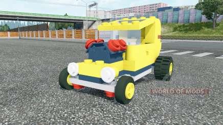 Lego Car для Euro Truck Simulator 2