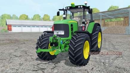 John Deere 7530 Premium animated element для Farming Simulator 2015
