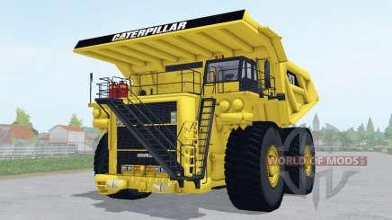 Caterpillar 797B v1.2 для Farming Simulator 2017