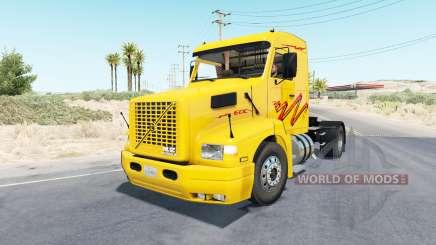 Volvo NL 12 360 EDC для American Truck Simulator