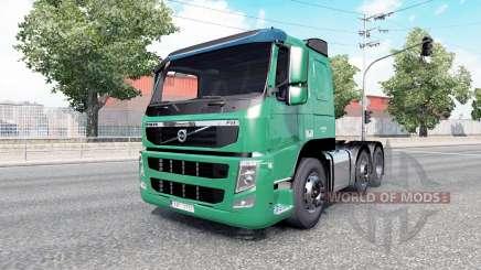 Volvo FM 420 6x2 для Euro Truck Simulator 2