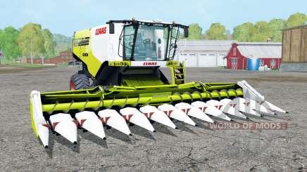 Claas Lexion 760 TerraTrac для Farming Simulator 2015