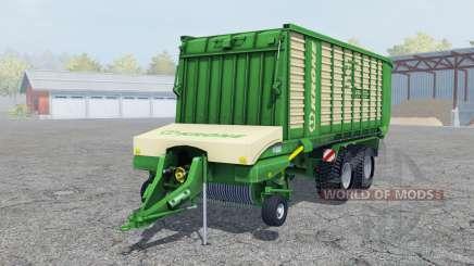 Krone ZX 450 GD pantone green для Farming Simulator 2013