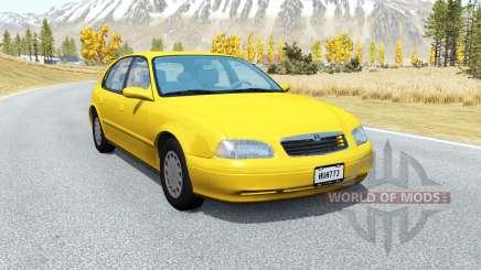 Ibishu Pessima 1996 hatchback для BeamNG Drive