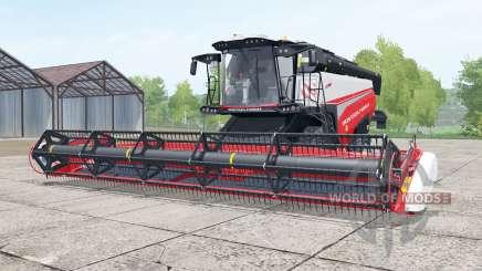 RSM 161 ярко-красный для Farming Simulator 2017