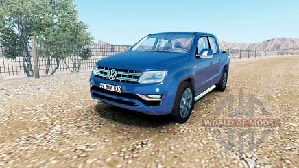 Volkswagen Amarok Double Cab Highline 2016 для American Truck Simulator
