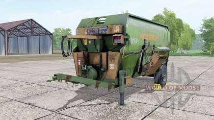ИСРК-12 Хозяин для Farming Simulator 2017
