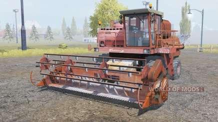 Дон 1500 для Farming Simulator 2013