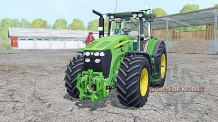 John Deere 7930 FL для Farming Simulator 2015