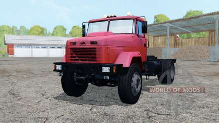 КрАЗ-5133 седельный тягач для Farming Simulator 2015