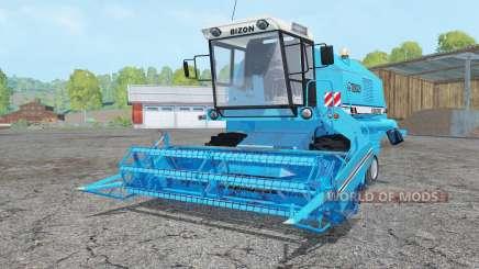 Bizon Rekord Z058 для Farming Simulator 2015