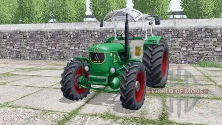 Deutz D 80 05 A для Farming Simulator 2017