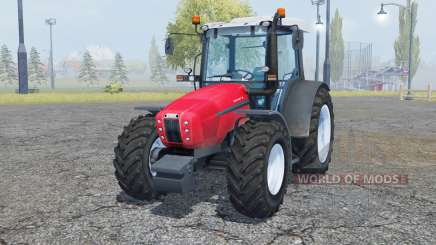 Same Explorer 105 radical red для Farming Simulator 2013