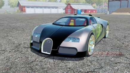 Bugatti Veyron 2006 для Farming Simulator 2013
