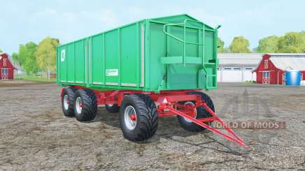 Kroger Agroliner HKD 402 для Farming Simulator 2015