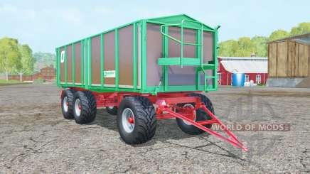 Kroger Agroliner HKD 402 wood для Farming Simulator 2015