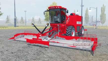 Holmer Terra Felis для Farming Simulator 2013