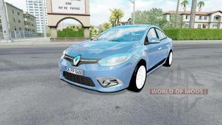 Renault Fluence 2014 для American Truck Simulator