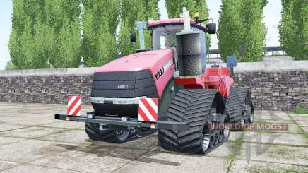 Case IH Steiger 1000 Quadtrac The Red Baron для Farming Simulator 2017
