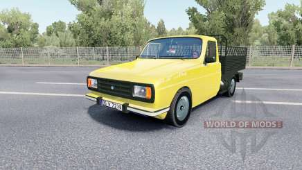 Anadol P2 для Euro Truck Simulator 2
