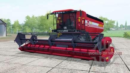 Палессе GS16 ярко-красный для Farming Simulator 2017
